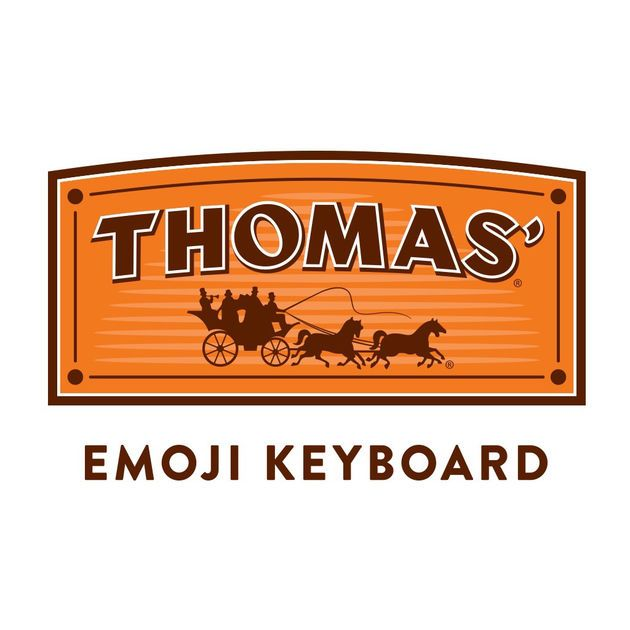 #NEW #iOS #APP Thomas' Emoji Keyboard - Snaps Media, Inc