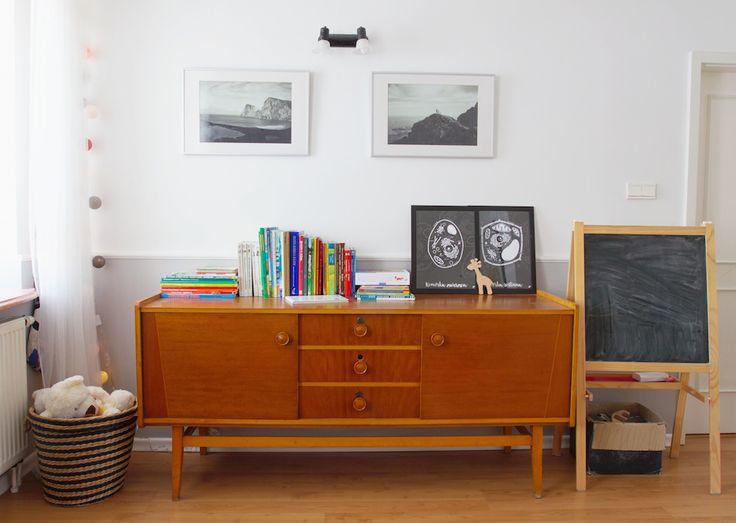 Wnętrza Zewnętrza - blog wnętrzarski: Stara komoda nowością w naszym domu, czyli zakupy na odległość