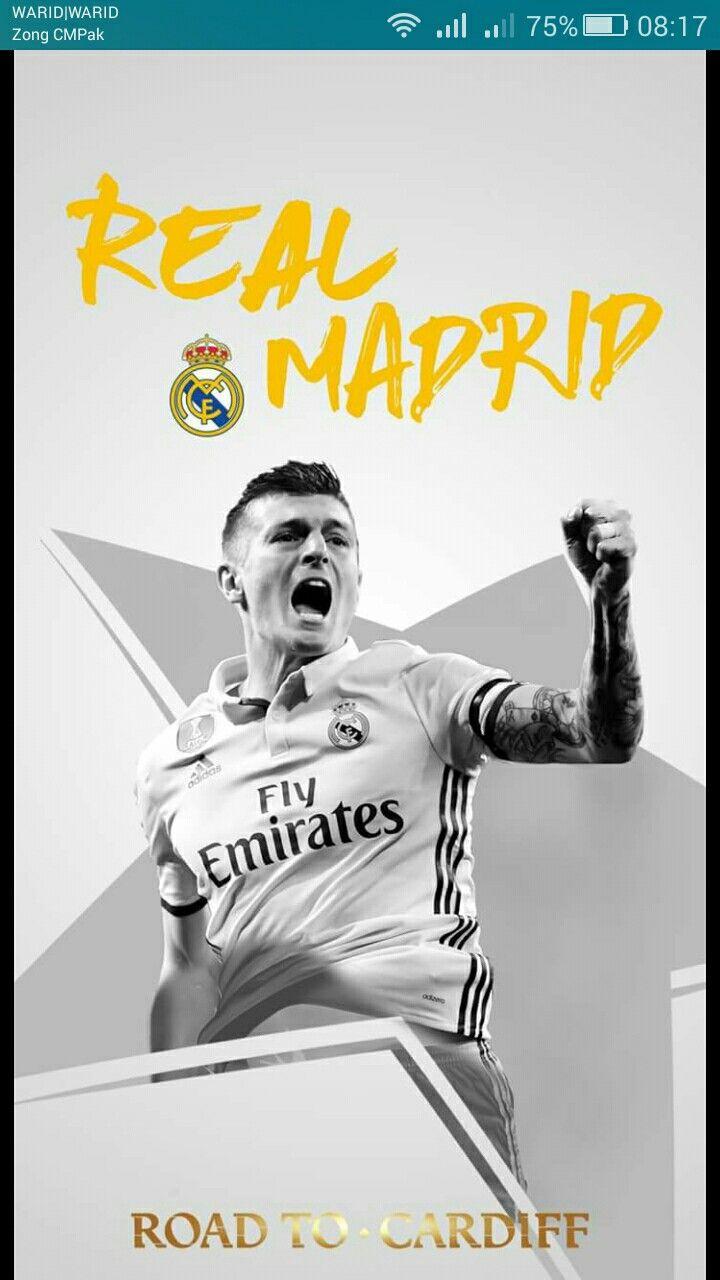 Toni kroos ♥❗ German Sniper ♥❗Real Madrid ❗ Uefa champions league 2016/17❗