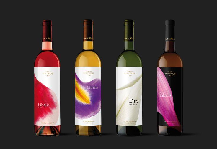Libalis lovely #wine bottle #packaging PD