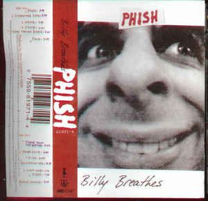 7 mejores imgenes de jam band cassette tapes for sale en pinterest phish billy breathes buy cass album at discogs solutioingenieria Image collections