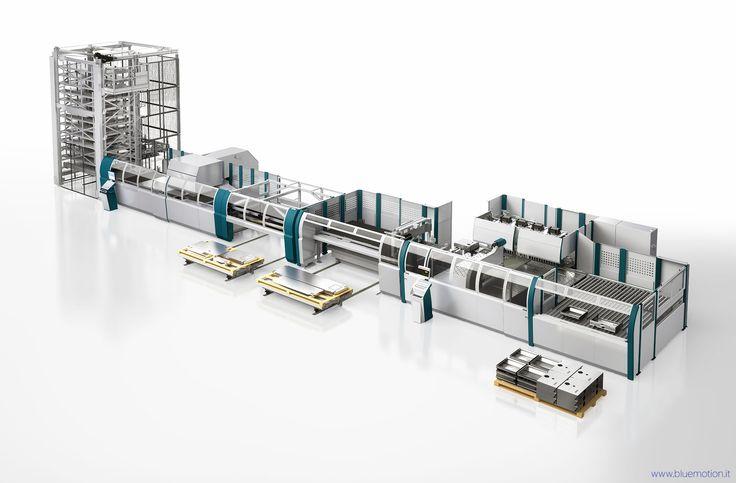 Laser Cutting Machines Punching-fiber