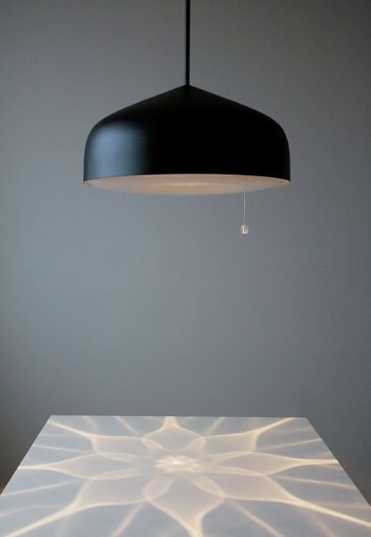 Pendant light pattern