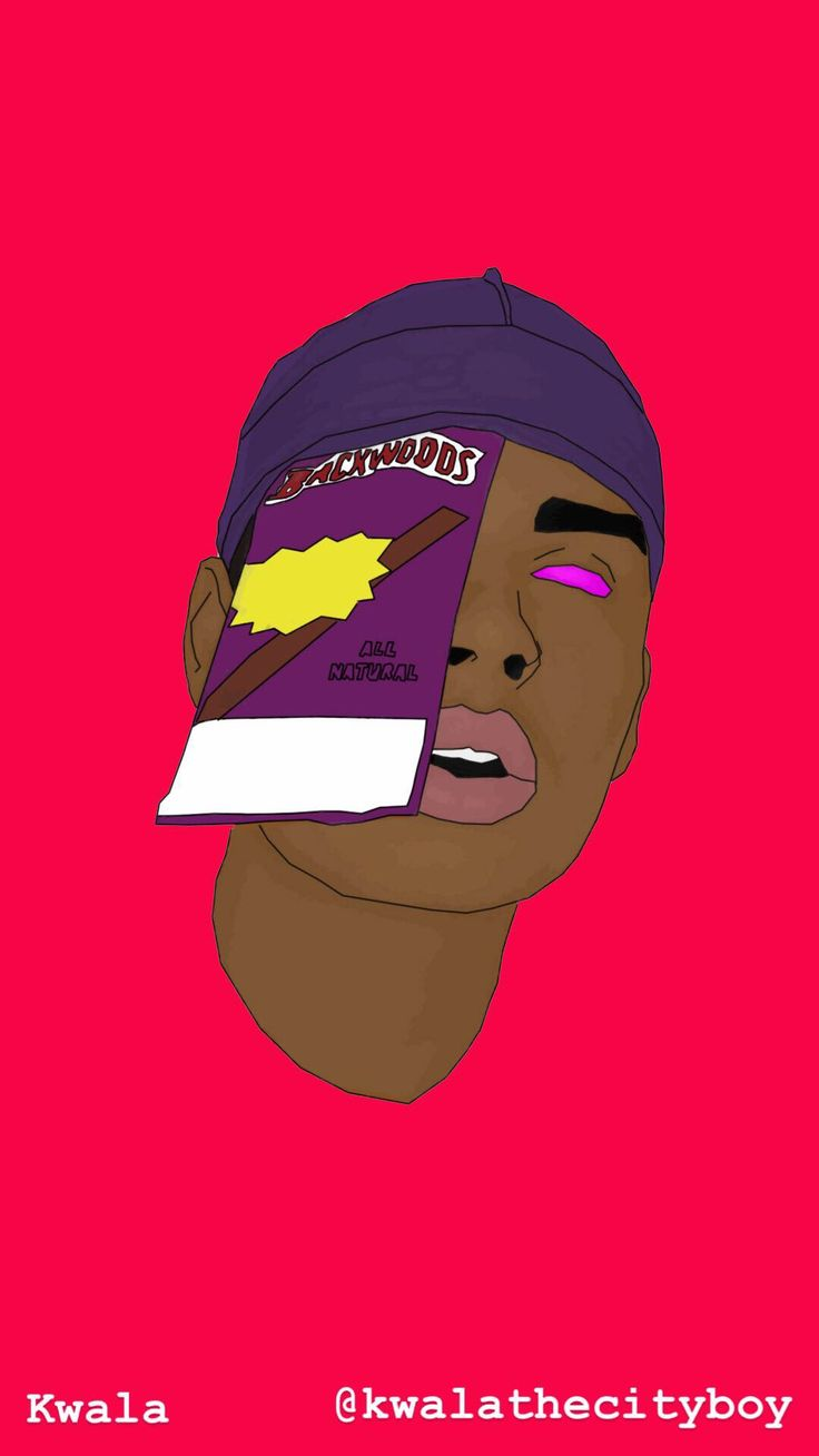 Backwoods & Gucci Durag Blood wallpaper, Bad girl wallpaper