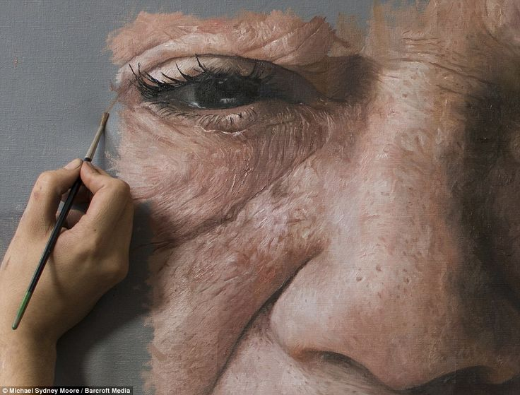Best Art Hyperrealism Photorealism Painting And Drawing - Hyper realistic paintings nunez