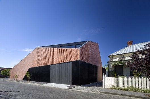 Harold Street Residence / Jackson Clements Burrows Architects.