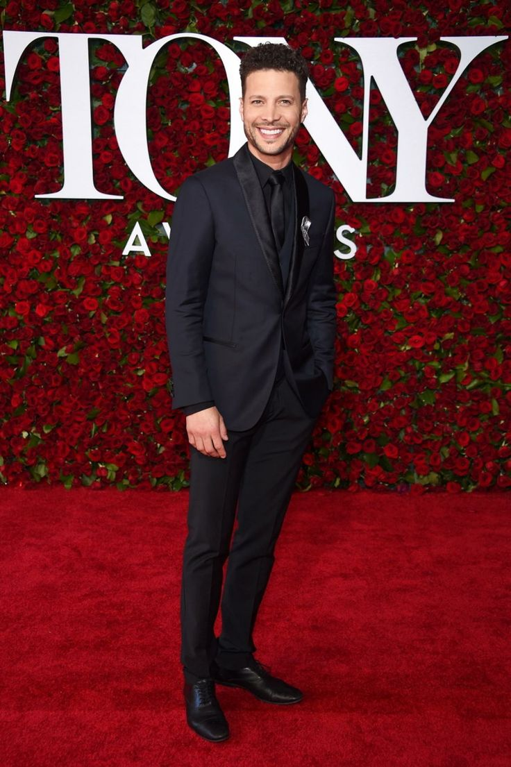 Justin Guarini (Tony Awards '17)