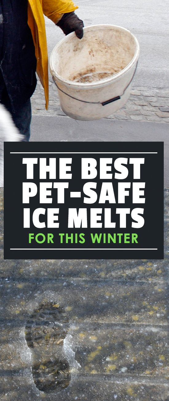 We all like winter, but we don't always like what comes with it. The best ice melts will ensure your driveway is ice-free (and they're pet safe too).