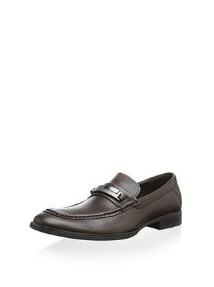 65% OFF Calvin Klein Men's Cordell Loafer (Dark Brown)