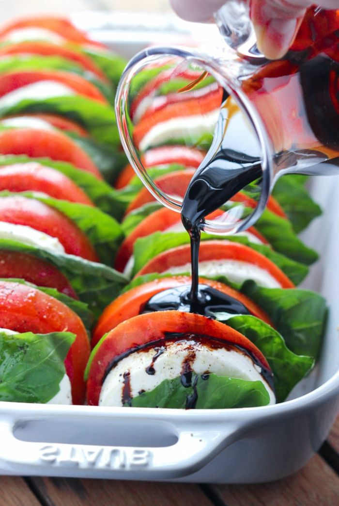 Les 25 meilleures id es de la cat gorie salade compos e originale sur pinterest salade - Salade d ete composee ...