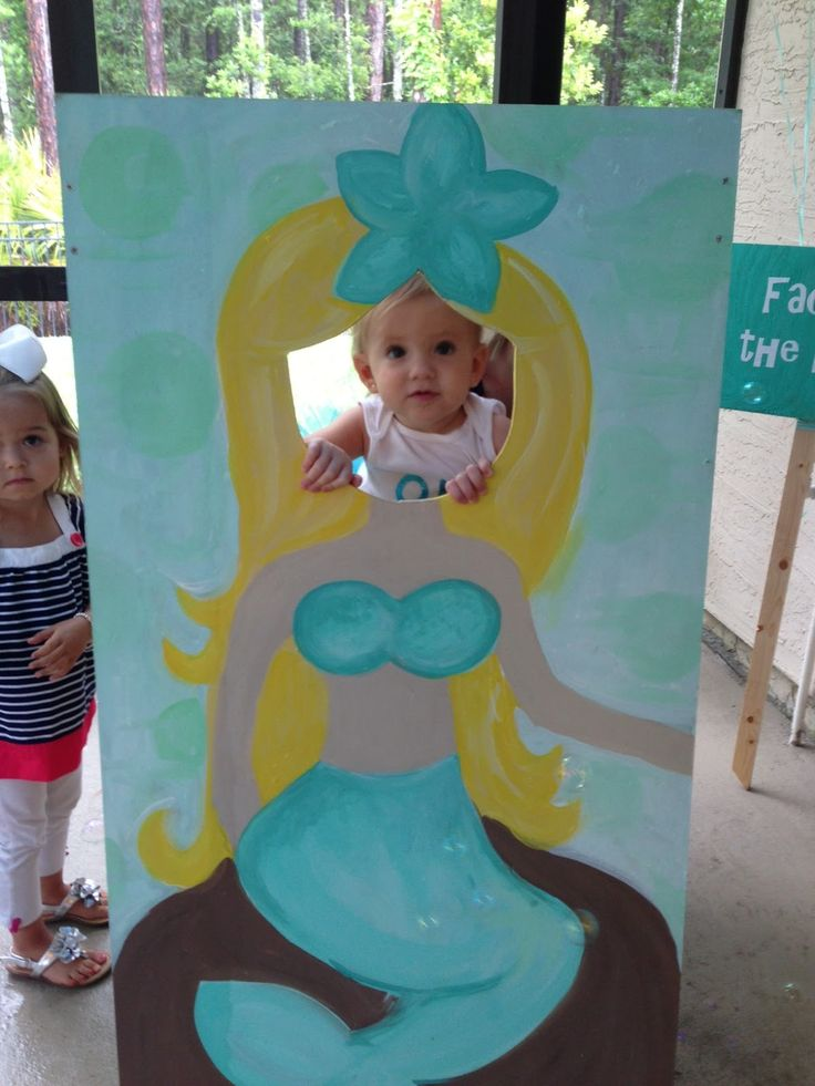 Organized Chaos: Delainey's 1st Birthday Party