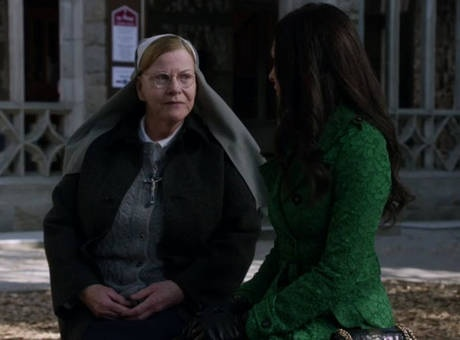 STILL: Victoria and Sister Rebecca Gallagher