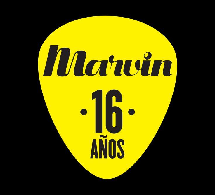 Marvin 16 Años siendo Cómplices