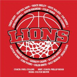 Basketball Roster Design BBR101