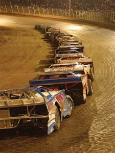 dirt track racing ~ LOVE IT !!