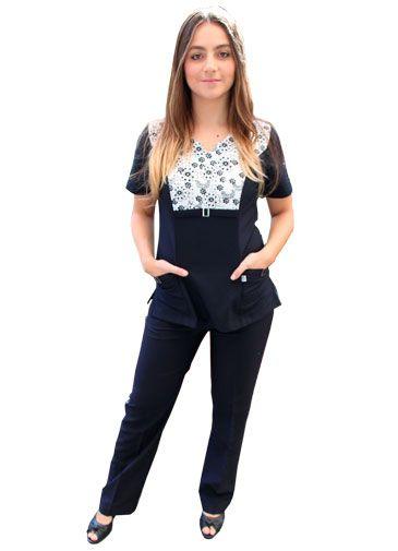 Chaqueta Enfermera Clinica