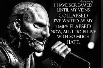 Defo in my top 5 Slipknot songs