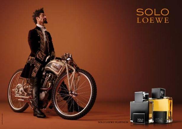 Muzyka z reklamy perfum Loewe Solo Platinum
