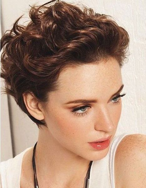 Short Wavy Prom Hairstyles for 2015 - 2016