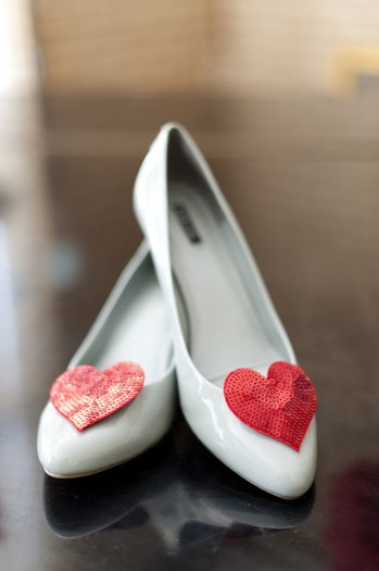 ridiculously cute for a wedding!!Heart, Poppies Red, Wedding Shoes, Wedding Ideas, Bridesmaid Shoes, Abplanalp Photography, Shoes Clips, Bridal Shoes, Red Wedding