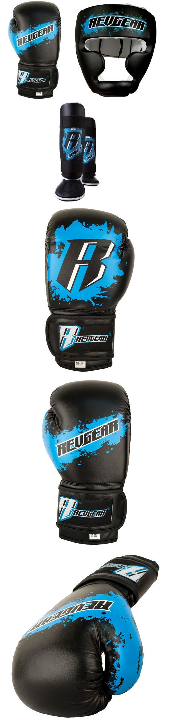 Other Combat Sport Protection 179783: Revgear Youth Boxing Mma Sparring Gear Set - Blue -> BUY IT NOW ONLY: $99.95 on eBay!