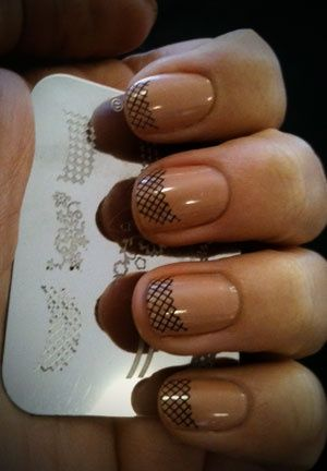 The 25 best fishnet nails ideas on pinterest diy nails with nail arts to try easy nail designs for beginners prinsesfo Choice Image