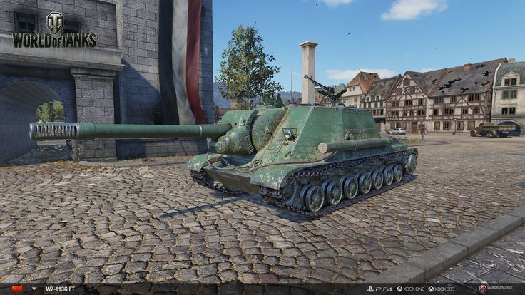 New Chinese Tank Destroyers + On Track Event | World of Tanks