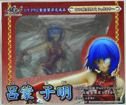 GRIFFON ENTERPRISES 呂蒙子明 DVDBOX版 チャイナドレスver 宮沢模型限定レッドカラー