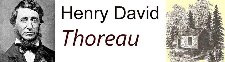 «Andai nei boschi perché volevo vivere con saggezza e in profondità e succhiare tutto il midollo della vita, sbaragliare tutto ciò che non era vita e non scoprire in punto di morte che non ero vissuto […]» Henry David Thoreau