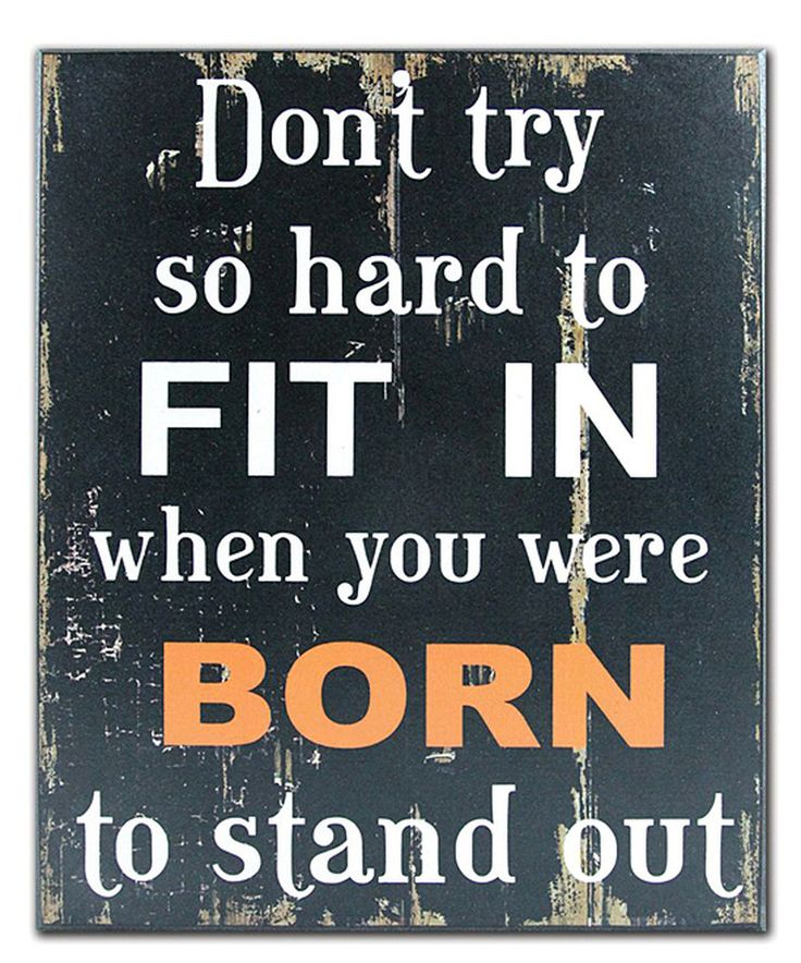 Look what I found on #zulily! 'Born to Stand Out' Wall Art by African American Expressions #zulilyfinds