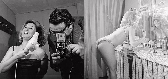 Bim Bam Bum Cabaret, Santiago Chile, 1959 by David Rodriguez