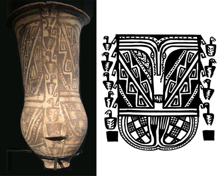 Urna funeraria - Museo Chileno de Arte Pre-Colombino
