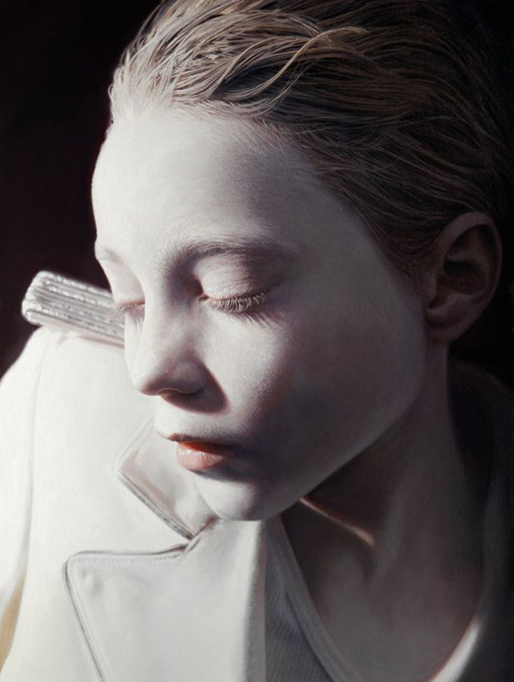 Gottfried Helnwein - Murmur of the Innocents (2009-11) - oil and acrylic on canvas