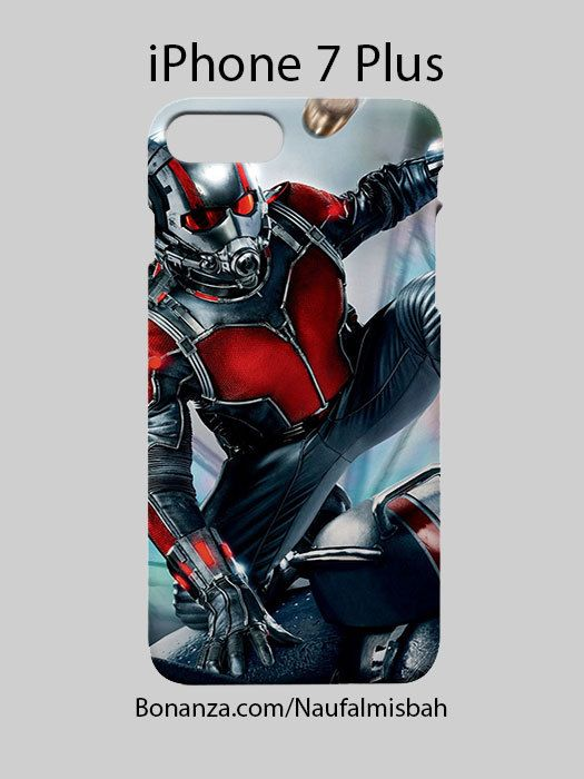 Ant ManThe Avengers iPhone 7 PLUS Case Cover Wrap Around