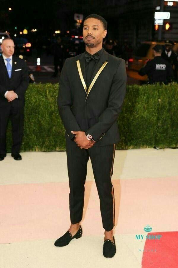 Michael B Jordan | Prom suits for men