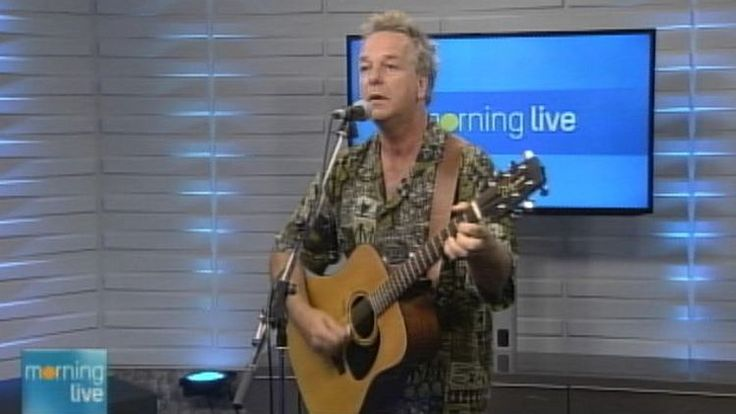 Daniel Casavant performing on Live Music Friday; Morning Live, September 5, 2014