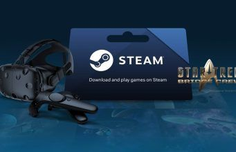 Limited Time: Save $50 on HTC Vive Get $50 Steam Credit & Star Trek Bridge Crew