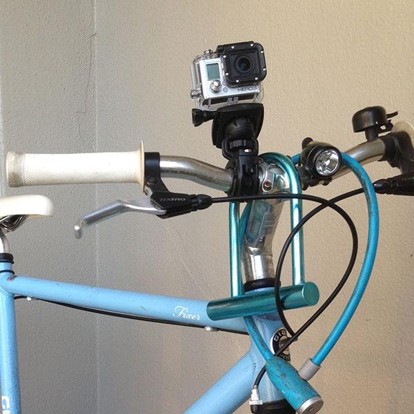 GoProHero3で微速度撮影動画