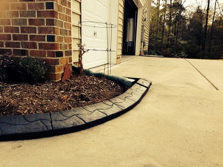 Best Improve Curb Appeal With Cement Landscape Edging Images - Design continuous free form concrete landscape edging by kwik kerb