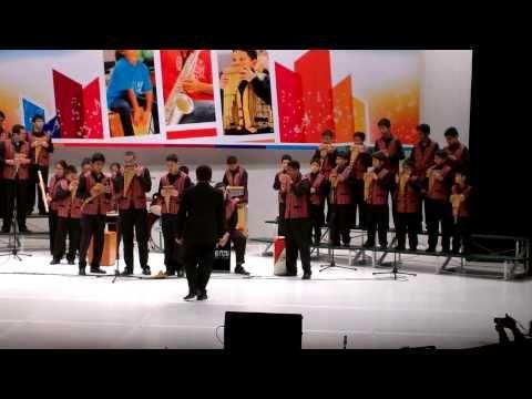 Instrumentos Nativos SAP - Concurso de Musica Nueva Acropolis 2014