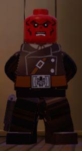 Johann SHMIDT (RED SKULL)   Earth 13122   Lego Marvel SUPER HEROES