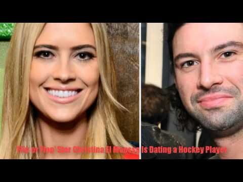 'Flip or Flop' Star Christina El Moussa Is Dating a Hockey Player Nate Thompson