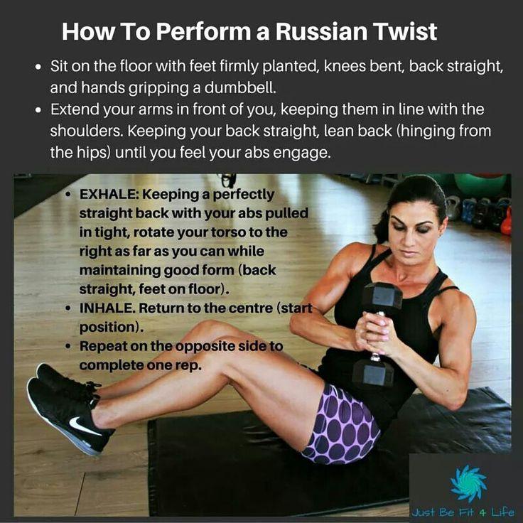 Best 25+ Russian twist ideas on Pinterest | Russian beauty routine ...