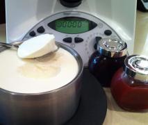 Homemade Yogurt with THERMOMIX