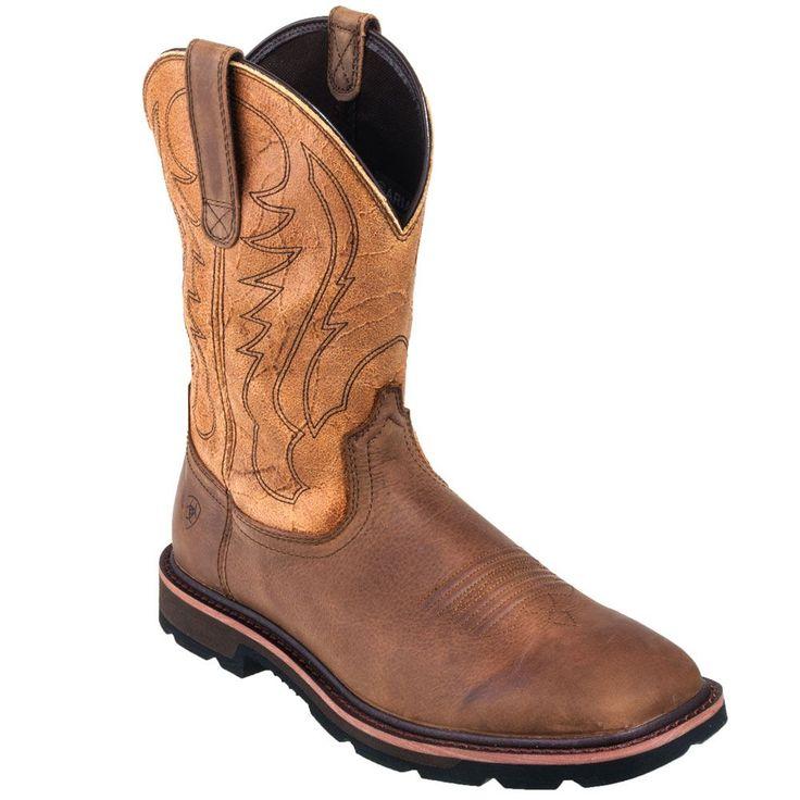17 Best ideas about Ariat Work Boots on Pinterest   Welding boots ...