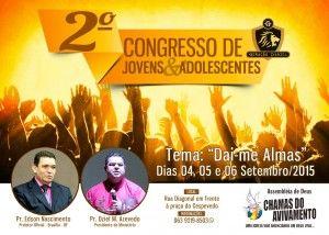 foto do congresso jovens