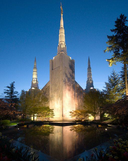Portland, Oregon Temple :)
