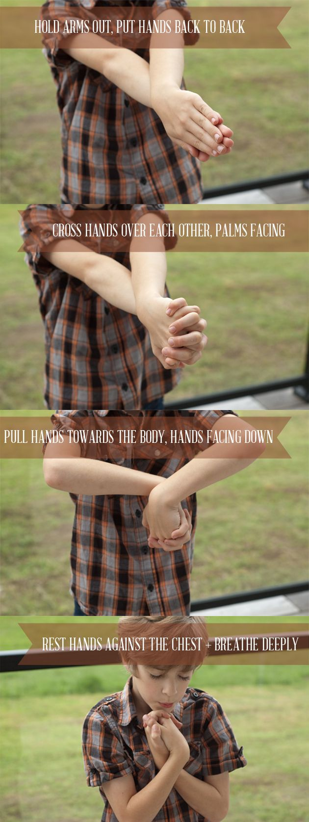 Stress Management for Kids: Finding a Safe Placewith Hookups