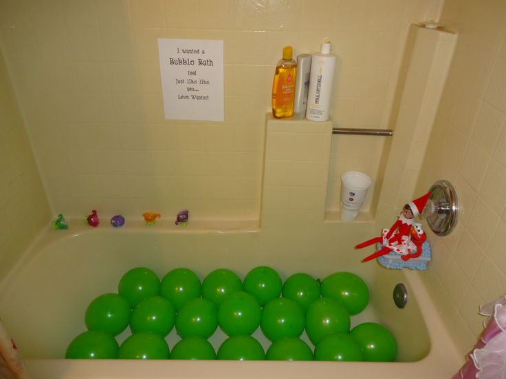 1000 images about things for reddy to do on pinterest for Elf on the shelf bathroom ideas