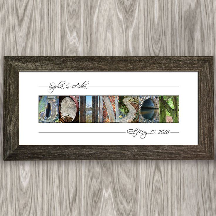 Christmas Gifts for Mom, Christmas Gifts, Last Name Sign, Gifts for Mom, Personalized Gifts, Gift for Her, Wedding Gift for Couple